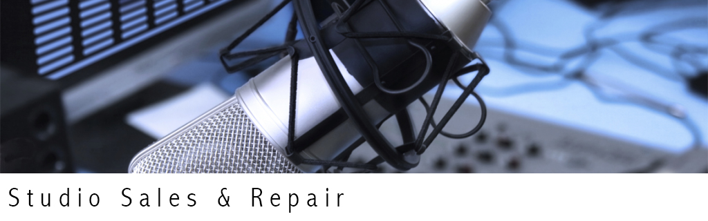 Studio Sales & Repair - Cableguy.ie